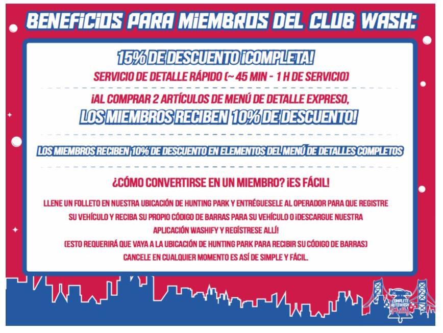 WashClub-ESP